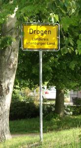 Drogen im Altenburger Land